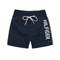 Wholesale animal wear online - 2018 summer wear new men s light and light sport shorts comfortable beach pants with drawstring
