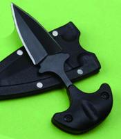 üst karambit bıçağı toptan satış-Toptan ABS kolu itme bıçak özel itme Karambit bıçak ayarlanabilir kilit arka cep Katlanır bıçak kesme aracı 1 ADET freeshipping