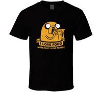 Wholesale adventure time finn jake - Adventure Time T-shirt Jake And Finn Tee Cartoon