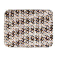 Wholesale portable change mats for sale - Group buy Newborn Baby Waterproof Floor Mat Portable Foldable layer Cotton padded Washable Compact Travel Nappy Diaper Changing Mat