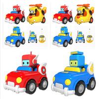 Wholesale build toy race car resale online - RC Cars Mini Cartoon Astronaut Remote Control Race Car building blocks Music Light Children Educational Toy Christmas Gift For Kids Baby