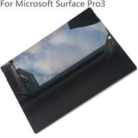 pantalla de microsoft al por mayor-Nuevo Display LCD Pantalla táctil digitalizador para Microsoft Surface Pro 3 1631 V1.1 negro DHL