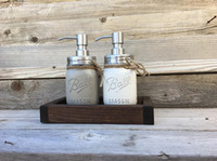 Wholesale rustic gifts resale online - DIY Rust Proof Mason Jar Soap Dispenser Pump Rustic Housewarming Gift Lid and Collar For Liquid Lotion Pump HY B Jar not Included