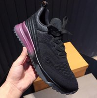 Wholesale shoes holes for sale - 2018 Luxury Brand Men Woman Casual Shoes Leather Summer Breathable Holes Luxury Brand Sports Shoes For Men Drop Box Shipping