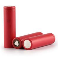 ingrosso sanyo lithium-100% di alta qualità 3.7 V Sanyo NCR18650BF 18650 Batteria 3400 mah 10A alto scarico ricaricabile batterie al litio e sigaretta