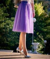 BJL New Fashion 4 Layers Tulle Skirts Women s Black Gray White Adult Tulle  Skirt Elastic High Waist Pleated Midi Skirt 7401 D1891801 9983adaba