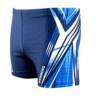 Wholesale hot swimwear men online - Hot Summer Swimwear Men Swimming Trunks Shorts For Men Swimsuit Beach Bathing Wear Long Boxer Brief