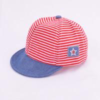 ingrosso cappuccio berretto da neonato-Berretto da baseball per bambini Berretto da baseball per bambini Cappelli per bambini Berretti da baseball