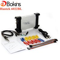 Wholesale bmw rate - Hantek 6022BL PC USB Oscilloscope 2 Digital Channels 20MHz Bandwidth 48MSa s Sample Rate 16 Channels Logic Analyzer Hantek 6022