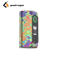 Wholesale performance tank - 235W Geekvape Blade TC Box MOD Power TC TCR VPC BYPASS modes high performance for Geekvape Aero Tank Atomizer 510 thread E-cig