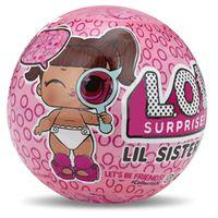 ingrosso giocattoli per bambini-NUOVO Series4 Lil Sisters Ball Eye Spy Series, palla da 10 cm, action figures Collezione doll, Giocattoli per ragazze kid toy christmas gift zx003