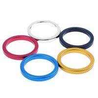 Wholesale metal cockrings - Metal Aluminum Penis Cockrings Delay Ejaculation Adults 50mm 40mm Loops