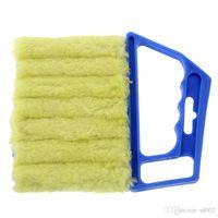 ingrosso lama air brush-Classic Venetian Blind Blade Clean Brushes Spazzola per vetri Climatizzatore Duster Pulisce Cleaner Vendita calda 5 45mr ii