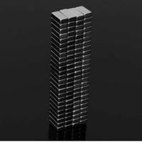 neodimyum mıknatıslar x 3mm toptan satış-100 Adet 10x3x5mm N50 Güçlü Blok Mıknatıslar NdFeB Neodimyum Nadir Toprak Permenent Mıknatıslar 10mm * 3mm * 5mm Mıknatıs Sıcak Satış