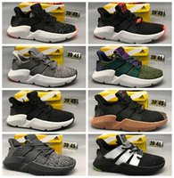 Wholesale dragon ball cell - Adidas Originals Prophere Dragon Ball Z Cell Black White Grey Green Men Women Running Shoes Sport Fashion Propheres Zapatillas Trainer