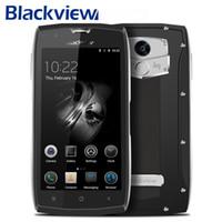 смартфон сотовые телефоны оптовых-Blackview BV7000 Pro 64GB LTE 4G смартфон жизнь IP67 водонепроницаемый смартфон отпечатков пальцев 1920 x 1080 мобильный телефон 13MP камеры мобильного телефона
