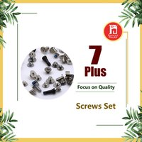 """Wholesale iphone replacement screws - For iPhone 7 Plus Full Screw Set With 2 Dock Connector Bottom Screws Complete Sets Replacement Accessories for Apple iphone 7p 5.5"""""""