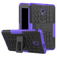 Wholesale tablet samsung tab a for sale - Group buy Shockproof TPU Silicone Case with Kickstand for Samsung Galaxy Tab A T380 T385 T387 T377 T710 T715 Tablet
