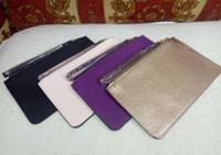 Wholesale Interior Design Simple - designer wallets European fashion elegant solid simple design leather medium purses for women