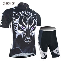 Wholesale BXIO Brand Cycling Jersey Summer Breathable Anti Pilling Cycling Clothing Short Sleeve Bikes Clothes Ropa Ciclismo BX