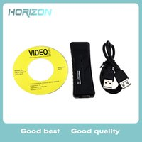 tarjeta de video puerto al por mayor-Mini portátil HD USB 2.0 Puerto HDMI 1080P 60fps Monitor Video Capture Card para PC