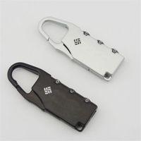ingrosso armadio di blocco combinazione-4Cross combinazione di codice di sicurezza blocco codice lucchetto per bagaglio con cerniera borsa valigia cassetto password serrature 1 4qs Z