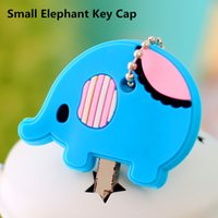 fcc9b70e9 Cute Anime Cartoon Silicone Stitch Minions Key Cover For Women Key Caps Keychain  Key Ring Ball Beads Chain Holder Party Gift