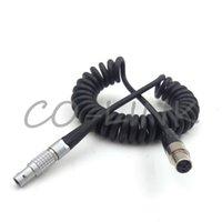 uc mini großhandel-0B 2pin zu REAN mini XLR 4pin Stromkabel für Tilta Stromversorgung zu TVLogic 056/058 Netzkabel 32inch