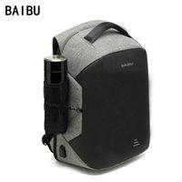 actualizaciones de portátiles al por mayor-BAIBU Hombres Actualización Multifunción Antirrobo 15.6