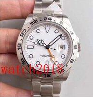 мужская швейцарская оптовых-Роскошные часы лучшее качество V7 версия мужские автоматические часы 40 мм швейцарский Eta 2836 механизм авто дата мужчины 216570 дайвинг Спорт наручные часы