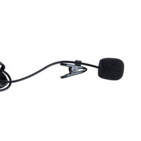 высококачественные микрофоны оптовых-High Quality 1PC 3.5mm Plug Microphone Hands Free Clip On Mini Lapel Voice s Tube For PC Notebook Laptop Practical