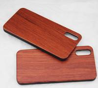 vivo rückseitige abdeckungen großhandel-Für Vivo X21 Handy Holz Fall Bambus Harte Rückseitige Abdeckung Für Vivo x21 Angepasst Naturholz Fall Stoßfest antiklopf Kostenloser Versand