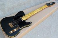 venda quente china da guitarra venda por atacado-Venda imperdível! Guitarra elétrica cor preta guitarra elétrica / 2017 novo bom som guitarra / guitarra na china
