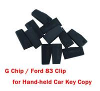 программист ключа чипа ford оптовых-10 шт./лот оригинальный Handy Baby G чип для ручной Auto Key Programmer G чип / для Ford 83 клип для ручного ключа автомобиля копия