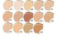 Wholesale dc color - DC Concealer Foundation Make Up Cover 14 colors Primer DC Concealer Base Professional Face Makeup Contour Palette Makeup Base DHL Free Ship