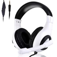 Wholesale computer headset usb wired resale online - Top seller tooling gaming headsets Headphone for PC XBOX ONE PS4 Headset headphone For Computer Headphone