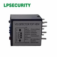 Wholesale Gate Sliding - 5pcs 12v loop detector Vehicle detector Barrier sense controller for swing sliding garage gate openers