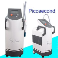 Wholesale Clean Cool - beauty treatment picosecond laser tattoo removal machine nd yag laser cleaning tattoos equipment best cooling system spa machine