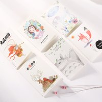 Wholesale cartoon notebook paper - Wholesale- Cute Kawaii Girl Notebook Notepad Cartoon Totoro Diary Book For Kids Writing Gift School Supplies Free Shipping