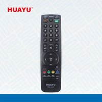 Wholesale Branded Dvd - LG tv remote control replacement HUAYU brand RM-L859 universal use for all LG LED LCD HD tv