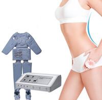 körperfett-massage-maschine groihandel-2018 neueste !!! Heißer verkauf tragbare pressotherapy lymphdrainage maschine für körper massage infrarot abnehmen