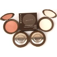 Wholesale becca makeup - Becca Shimmering Skin Perfector 4 Shades Pressed Powder Bronzer & Highlighter Makeup Free Shipping Drop Shipping Makeup