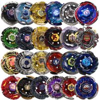 Wholesale beyblade toys for sale - Beyblade D Rapidity Styles Mix With String Lanucher Brust Evolution Metal Fusion Boys Battle Toys Funny Gifts For Kids