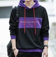 charakter koreanischen hut großhandel-Autumn New Style Herrenhut, koreanischer Charakterstudent, Mantel der Trendmode für Männer.