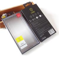 s6 kenarı paketi toptan satış-Evrensel plastik boş PVC perakende paket kutu ambalaj kutuları Telefon Kılıfı için iphone X 8 7 6 6 S artı 5 S Samsung Galaxy S6 S7 kenar S8