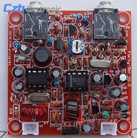 Wholesale camera transceiver online - New CW Micrfo Power Telegraph Transceiver Forty er Short Wave Ham Radio Telegraph Transmitter DIY Kit V Mhz Km