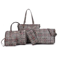 5er set handtaschen großhandel-Rosa sugao 5 farbe designer handtasche 5 teile / satz mode handtasche Lashes designer handtaschen einkaufstasche umhängetasche frauen messenger umhängetasche