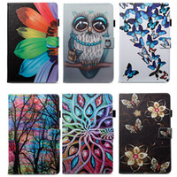 Wholesale cartoon tablets covers for sale - Group buy Cartoon Cases for Samsung Galaxy Tab A T590 T595 T385 T380 T377 T375 T550 T560 T580T585 T350 T280 T830 T835 Tablet Flip Cover