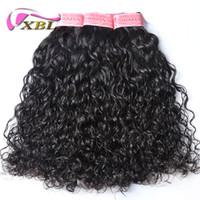 Wholesale hair weave style natural wave - xblhair brazilian hair weave bundles virgin water wave human hair bundles within others hot selling hair style