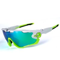 Wholesale cycling sunglasses interchangeable lenses resale online - SPEIKE Thicken Sports Polarized Sunglasses Women Men Cycling Gogges Interchangeable Lens Jaw style Cycling Eyewear